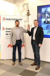 2Performant Shares Debut on Bucharest Stock Exchange AeRO Market
