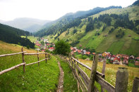 Instead Of Urbanizing, Romania Is Going Rural