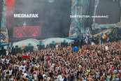 Biggest Music Festivals In Romania Take In Over RON100M From Tickets And Sponsorships
