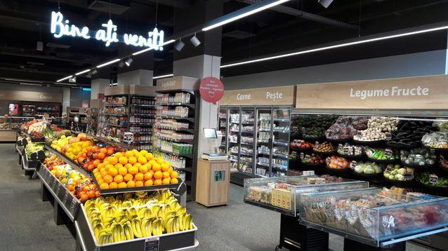 Romania: Auchan Opens New Proximity Store In Bucharest