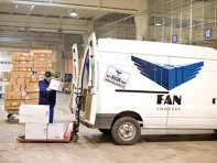 FAN Courier Turnover Nears RON1B Mark in 2020, Up 22%