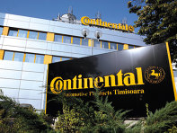 Continental Plans To Boost Staff Numbers In Romania By 1,500 In 2017