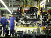 Romania's Automotive Industry Loses EUR5B in Revenue Due to Production Halt in Spring