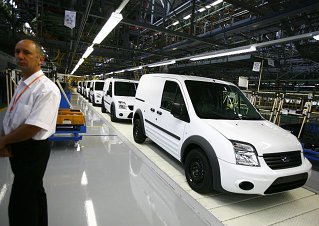 Ford Produced 3,000 Vehicles In Romania In First 4 Months