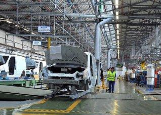 Ford Risks EUR14M Fine For Falling Short Of Craiova Plant Output Target
