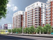 11 Apartment Building Complex Developed On Former Tricodava Plant Site In Bucharest