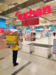 Auchan Teams Up With Glovo For Product Delivery
