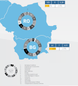 Colliers: 105 Fortune Global 500 Are Present in Romania