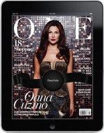 Revista The ONE pe iPad – premieră în România