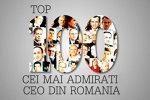 """BUSINESS Magazin prezintă """"100 cei mai admiraţi CEO din România"""" la gala CEO Awards"""