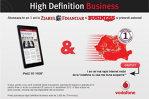 ZF şi BUSINESS Magazin lansează High Definition Business: pachetul complet de informaţie economică în print şi pe iPad