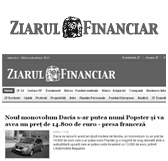 ZIARUL FINANCIAR