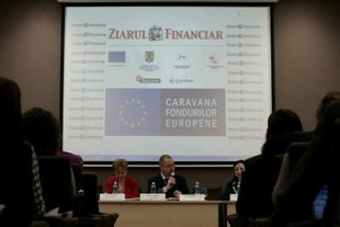 CARAVANA FONDURILOR EUROPENE 2011 - Cum vor schimba fondurile europene România?