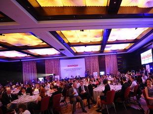 Gala Premiilor BUSINESS Magazin pentru Tineri Manageri de Top