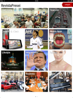 Revista Presei pentru iPad