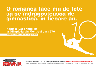 Nadia Comaneci (romana)
