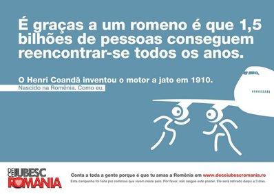 Henri Coanda (portugheza)