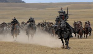 "Imagine din filmul ,,Mongol: The Rise of Genghis Khan"", 2007 (Foto:ecranlarge.com)"