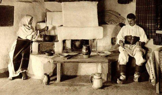 Ce mâncau românii acum 100 de ani?
