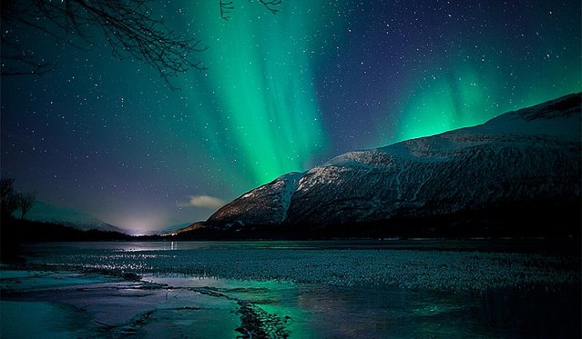 Cele mai spectaculoase imagini cu aurora boreal, surprinse ntr-un clip uluitor (VIDEO)