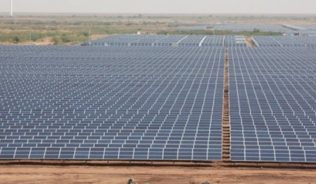 India a inaugurat cea mai mare centralã solarã din lume