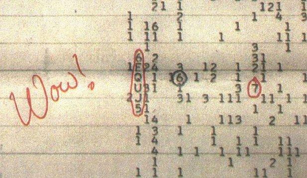 MISTERUL faimosului  semnal ''Wow!'', legat de ''o sursă extraterestră'', a fost elucidat după 38 de ani