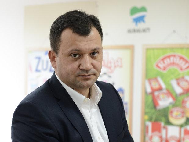 Cei mai admiraţi CEO din România 2014: Raul Ciurtin, locul al nouălea