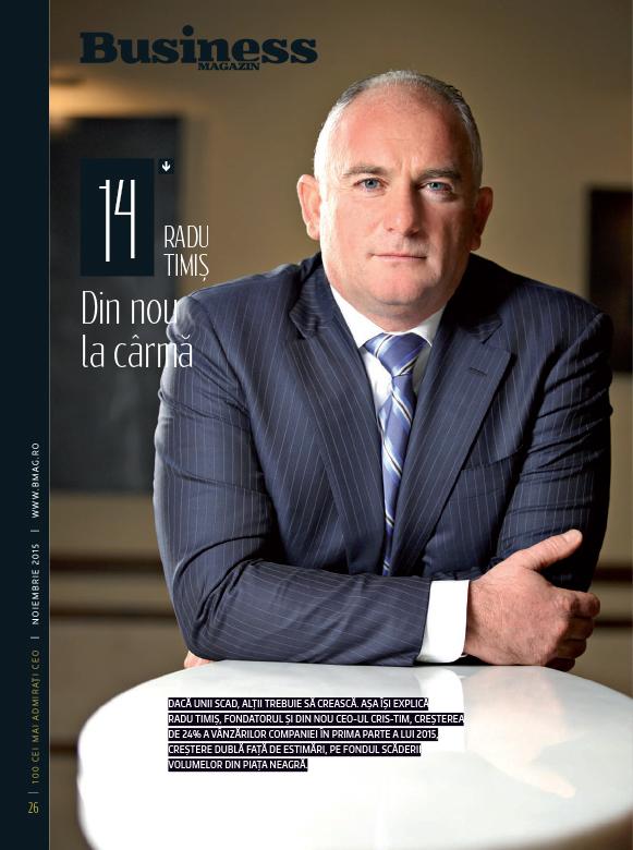 Antreprenorul român care a eşuat de mai multe ori în afaceri iar apoi a construit un gigant
