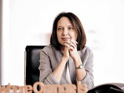 Top 100 cei mai admiraţi CEO: Liudmila Climoc, CEO Orange România