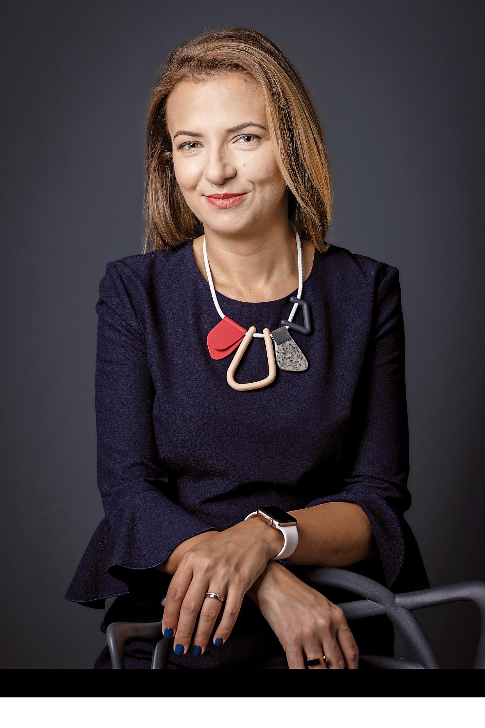 Ana-Maria Popa: Sper ca viitorul să fie un timp în care inovaţia responsabilă să fie din ce în ce mai prezentă,(...)