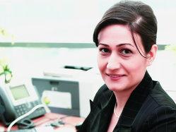Tineri manageri: Daniela Bodirca, responsabila cu riscul la UniCredit Tiriac Bank