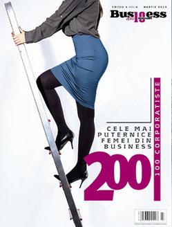 200 CELE MAI PUTERNICE FEMEI DIN BUSINESS 2014
