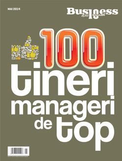 100 Tineri manageri de Top - editia 2014