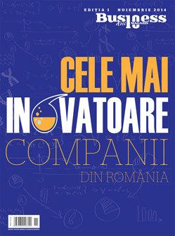 Cele mai inovatoare companii din România