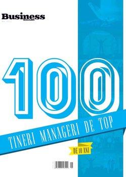 100 Tineri manageri manageri de top - editia 2015