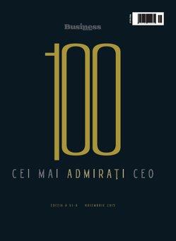 Top 100 cei mai admirati CEO - editia 2015