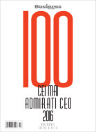 100 Cei Mai Admiraţi CEO - editia 2016