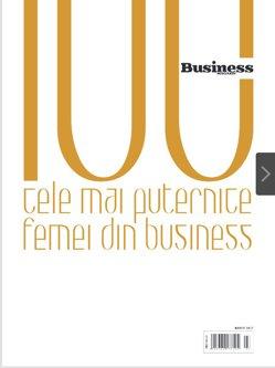 100 cele mai puternice femei din business - editia 2017