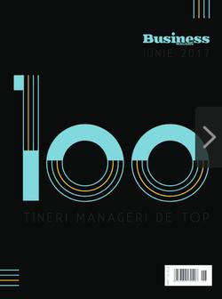100 Tineri manageri manageri de top - editia 2017