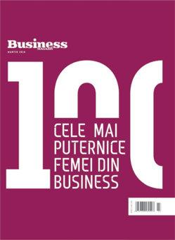 100 cele mai puternice femei în business 2018