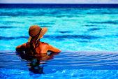 Cum arată piscina care a costat 2 miliarde de dolari şi se întinde pe 8 hectare - GALERIE FOTO
