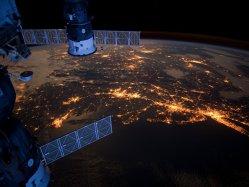 Şase creaţii umane impresionante, văzute din spaţiu – GALERIE FOTO