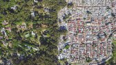 Bogăţie vs sărăcie în Africa de Sud. Vezi diferenţele stridente în imaginile surprinse de acest fotograf - GALERIE FOTO