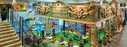 Cel mai mare parc de distracţii pentru copii s-a deschis la Braşov - FOTO, VIDEO