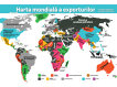 Harta mondială a exporturilor