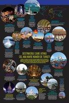 Destinaţiile care atrag cel mai mare număr de turişti