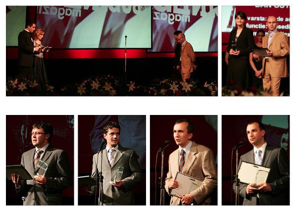 Primul eveniment Gala 100 tineri manageri de top