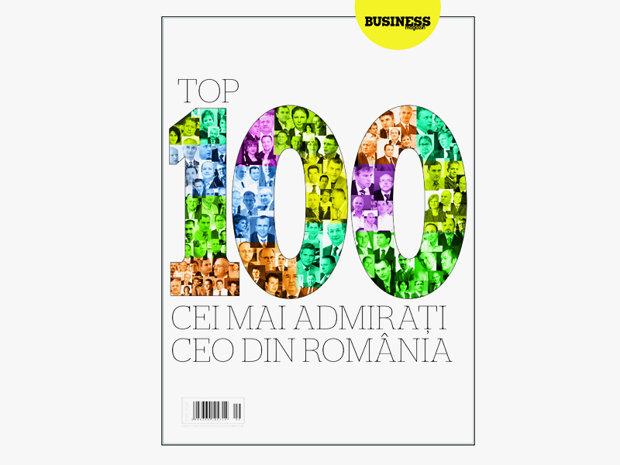 Primul catalog Top 100 cei mai admiraţi CEO din România