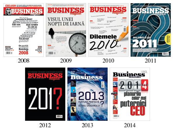 Business Magazin lansează conceptul Dilemele Anului