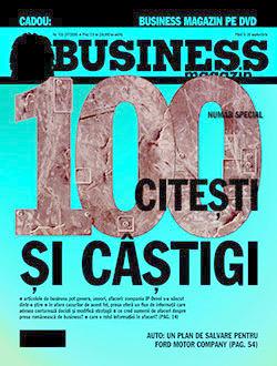 Business Magazin sărbătoreşte 100 ediţii